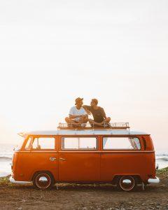 איפה אפשר לטייל עם קרוואן בארץ